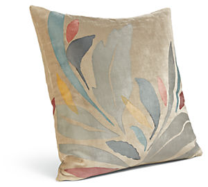 Kula 22w 22h Throw Pillow