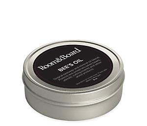 Room & Board Bee's Oil 8 ounce Tin
