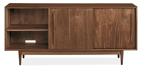Grove 72w 20d 32h Two-Door Media Cabinet