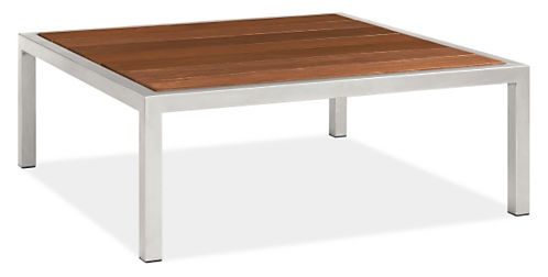 Montego 36w 36d 13h Square Coffee Table