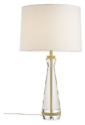 Gatsby Crystal Table Lamp
