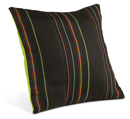 Striped 20w 20h Outdoor Pillow