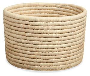 Bangla 12 diam 8h Round Storage Basket