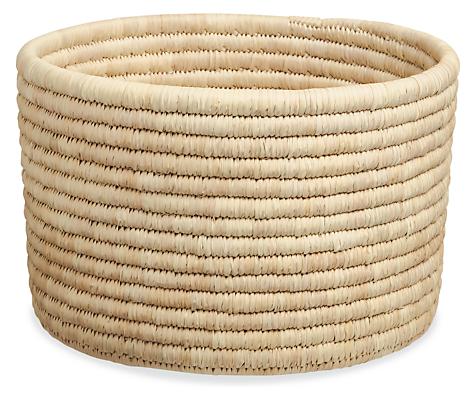 Bangla Hand Woven Storage Bins Modern Baskets Bins Totes