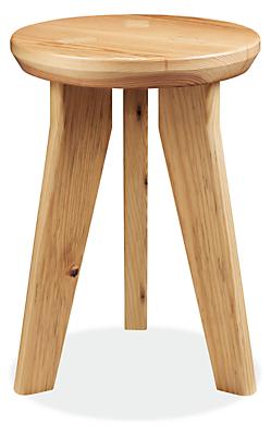 Hollins 18h Wood Stool
