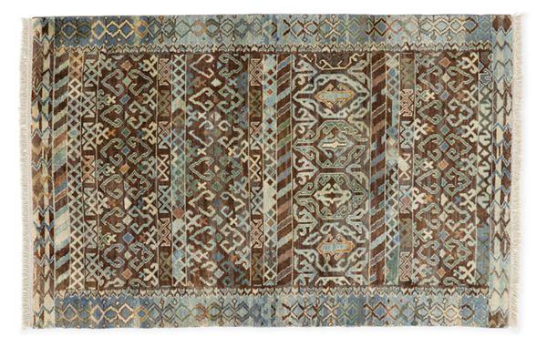 Timuri Hand-knotted Wool Rugs - Modern