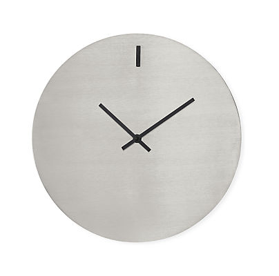 Tempo 12.5 diam Wall Clock