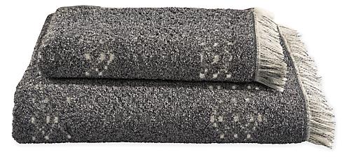 Path Bath Towel