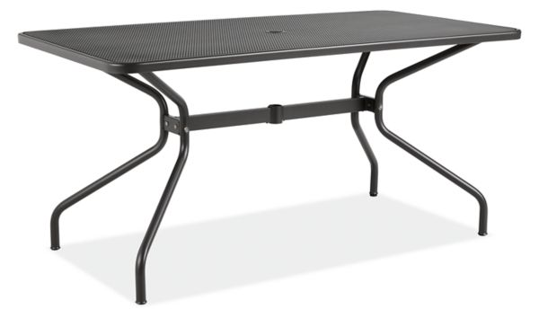 outdoor table. Kona Outdoor Table - Modern Dining \u0026 Bar Tables Furniture Room Board I