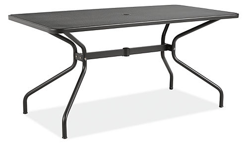 Kona 64w 32d 30h Table - Kona Outdoor Table - Modern Outdoor Dining & Bar Tables - Modern