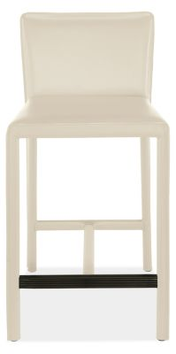 Swell Sava Leather Counter Bar Stools Creativecarmelina Interior Chair Design Creativecarmelinacom