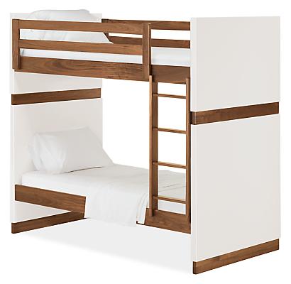 Moda Twin Over Twin Bunk Bed