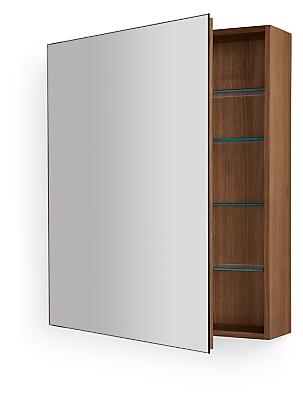 Durant 20w 5.25d 24h Medicine Cabinet with Left-swing Door
