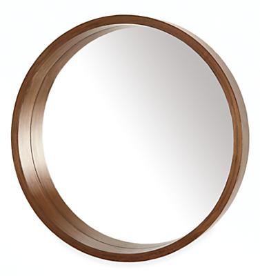 loft modern round mirror modern mirrors entryway room board - Modern Mirrors