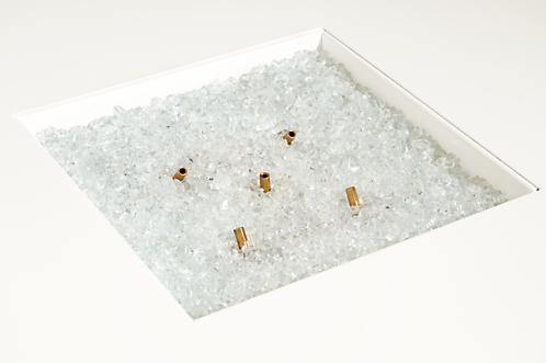Glass Filler for Fire Table