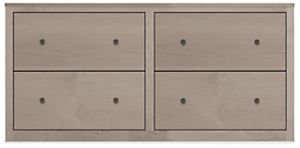 Woodwind 63w 17d 30h Four File-Drawer Cabinet