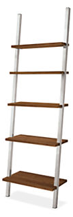 Gallery 27w 14d 85h Leaning Shelf