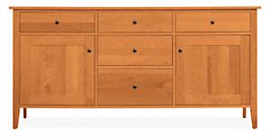 Adams 74w 20d 36h Storage Cabinet