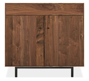 Hudson 34.5w 21d 33.25h Bathroom Vanity Cabinet without Top