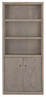 Lennox 32w 12d 72h Two-Door Bookcase