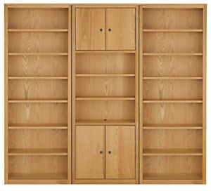 Woodwind 96w 12d 86h Four-Door Wall Unit
