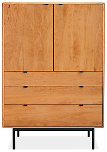 Hensley 42w 20d 60h Armoire