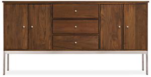 Linear 74w 16d 38h Storage Cabinet
