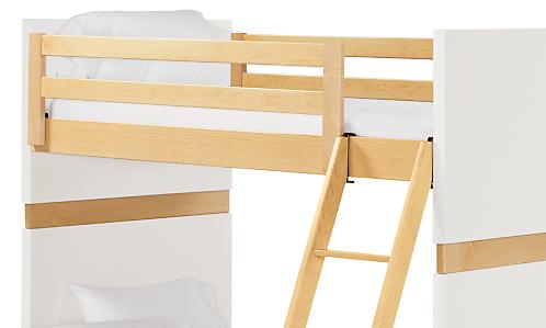 Moda Guardrail Set for Moda Bunk Bed