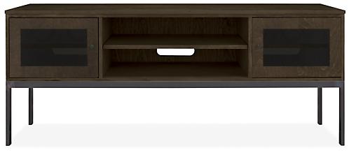Linear 72w 18d 29h Two-Door Media Cabinet