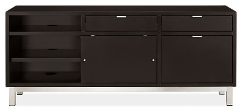 Copenhagen 60w 16d 25h Right File Drawer Bench