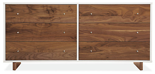 Moda 66w 19d 30h Six-Drawer Dresser
