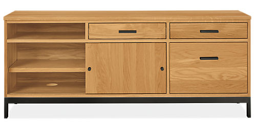 Linear 59.5 16d 24.5h Right-File Drawer Bench