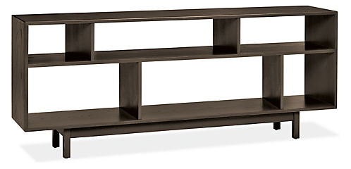 Dahl Console Bookcases Modern Bookcases Shelves Modern Office - Room and board console table
