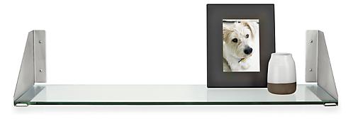Bradbury 36w 10d 7.5h Wall Shelf