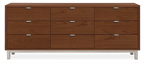 Copenhagen 73w 18d 30h Nine-Drawer Dresser