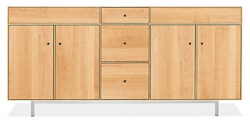 Hudson 70.5w 21d 33.25h Bathroom Vanity Cabinet without Top