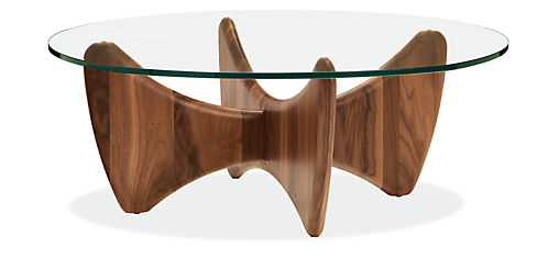 Sanders 36 diam 14h Round Coffee Table