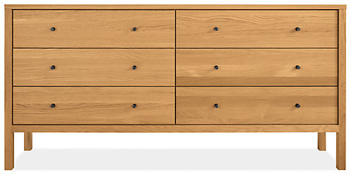 Emerson 72w 18d 35h Six-Drawer Dresser