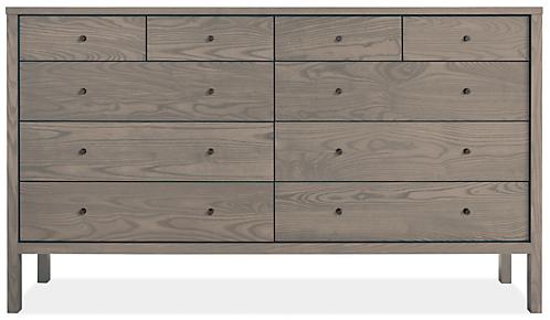 Emerson 72w 18d 42h Ten-Drawer Dresser