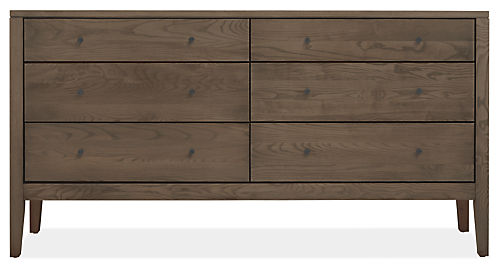 Calvin 68w 18d 35h Six-Drawer Dresser