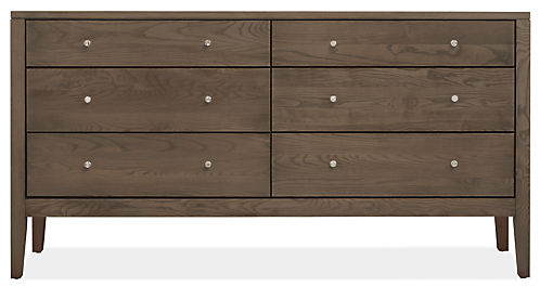 Calvin Wood Dressers - Modern Dressers - Modern Bedroom Furniture ...