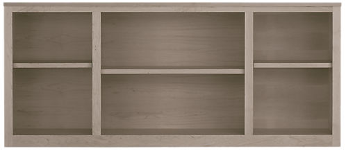 Woodwind 70w 12d 30h Console Bookcase