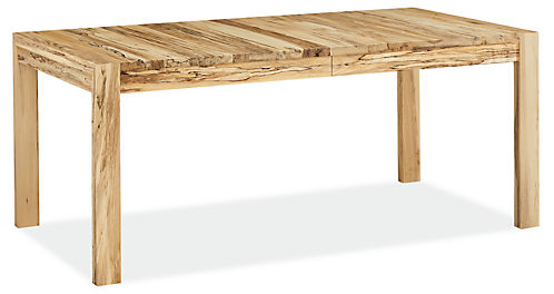 Walsh Modern Extension Dining Table - Modern Dining Tables ...