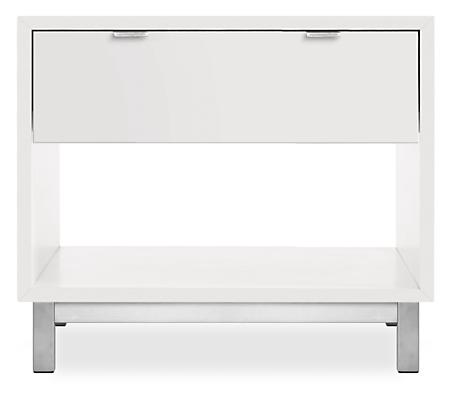 Copenhagen 29w 20d 25h One-Drawer Nightstand