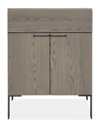 Kenwood 24.5w 21d 33.25h Bathroom Vanity Cabinet without Top