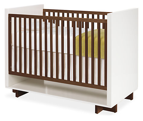 Moda Modern Nursery Crib Modern Cribs Changing Trays Modern