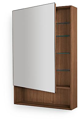 Durant 20w 5 25d 30h Medicine Cabinet With Shelf Left Swing Door
