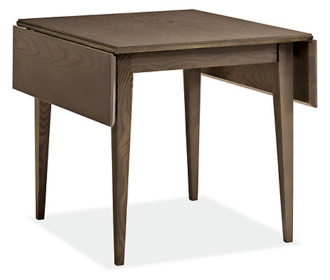 Adams  Drop Leaf Dining Table   Modern Dining Tables   Modern Dining Room  Furniture   Room   Board. Adams  Drop Leaf Dining Table   Modern Dining Tables   Modern