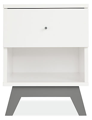 Flynn 18w 19d 23h One-Drawer Nightstand