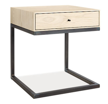 Hudson C-Table/Nightstand